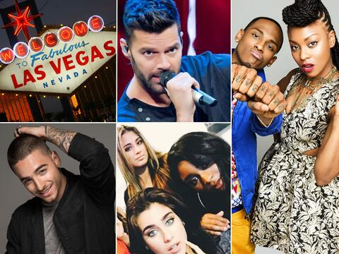 Las Vegas Latin GRAMMY