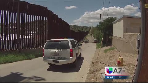 Reacciones a creación de fuerza especial en la frontera