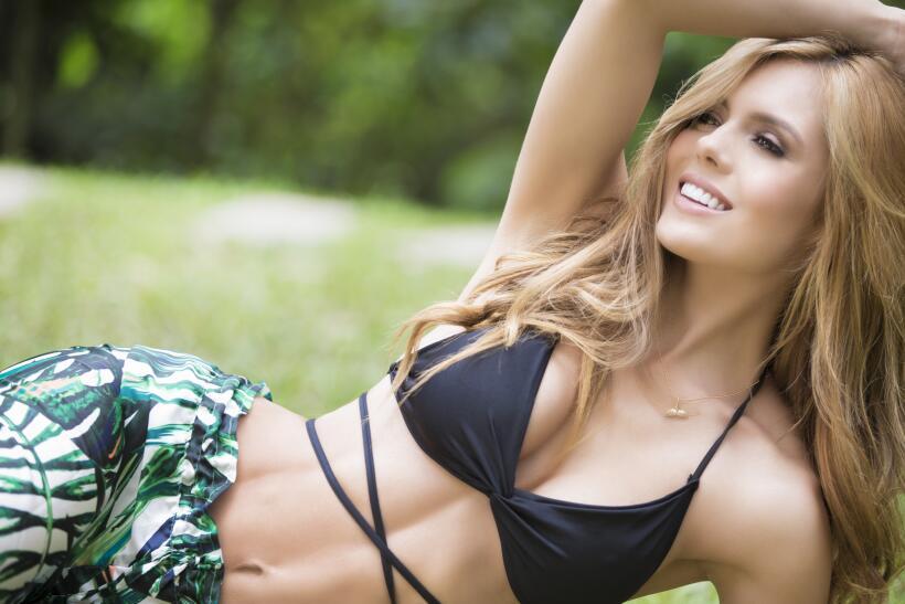 Carolina Mesa (@caromesa10) es una modelo colombiana, amante del gimnasi...