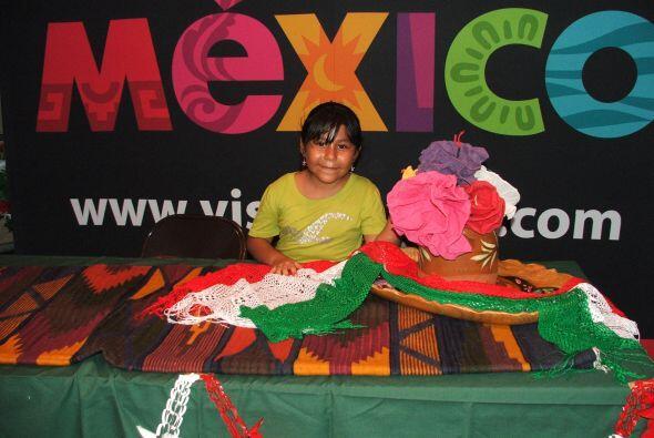 El Festiva de 'El Grito' se llevó a cabo en Houston en el Teatro Miller...
