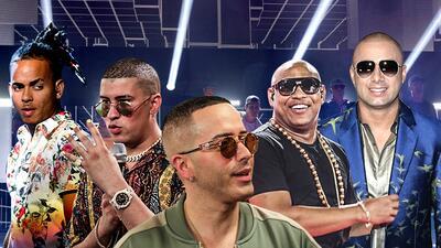 Románticos, alegres e irreverentes: ellos son los auténticos reyes del reggaeton y del trap