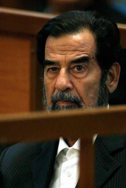 Hussein fue presidente de uno de los países con mayor producción de petr...