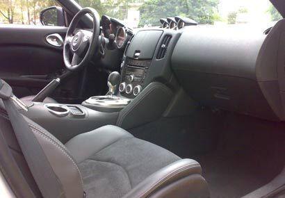 En el interior todo está pensado en la experiencia de conducir.