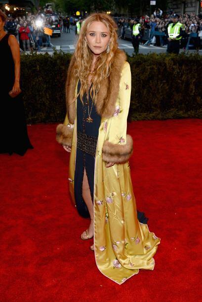 La obsesión de Mary Kate Olsen por querer lucir una figura delgada la ll...