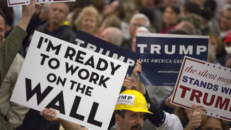 José Aristimuño: Los Latinos podemos derrotar a Donald Trump GettyImages...