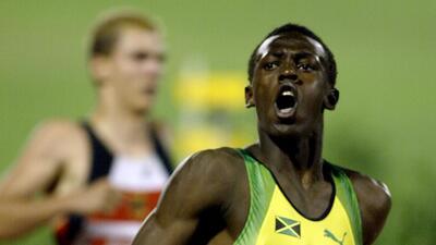 En fotos: La vida rápida de Usain Bolt