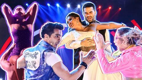 Los tres mejores en la final de Mira Quién Baila, ¿cuál baile te gusto más?