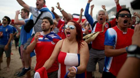 Costa Rica, Chile y México, los países más felices de Latinoamérica segú...