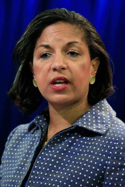 Desde la cuna republicana, Rice fue acusada el año pasado de mentir sobr...