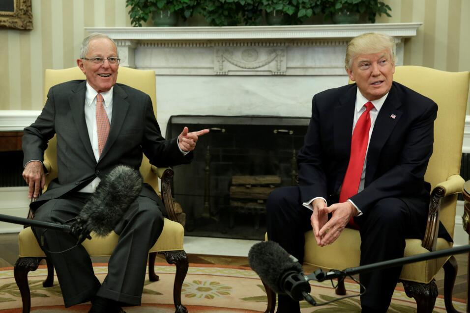 PPK Y Donald Trump