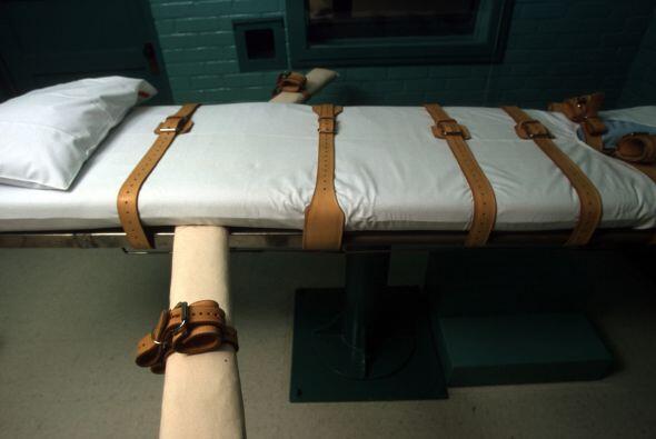Lo llamativo del caso es que en los estados que aplican la pena capital,...
