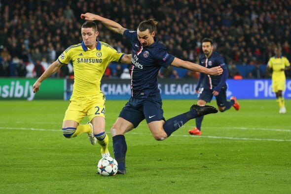 El conjunto francés dominó la mayo parte del juego pero se encontró una...