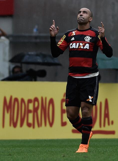 Emerson Sheik - $1.58 millones | El delantero del Flamengo cierra la lis...