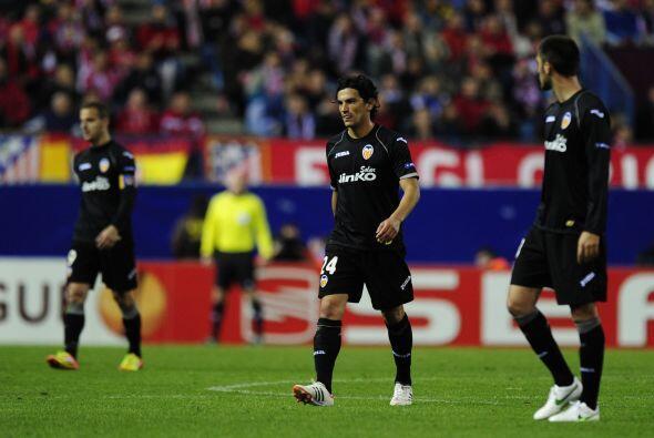 La Vuelta se disputará en el estadio Mestalla. Valencia necesita marcar...