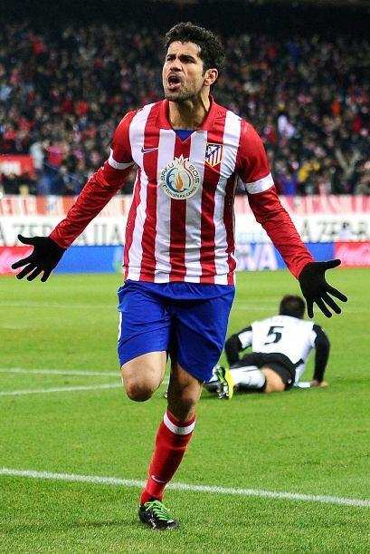 Diego Costa ya colocó su rúbrica con el Chelsea por 5 temp...