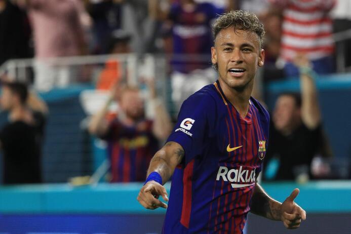 Con el dinero de Neymar, se podría armar este 'once ideal del mercado' G...