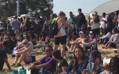 Estudiantes de Sacramento vivieron una experiencia inolvidable al disfru...