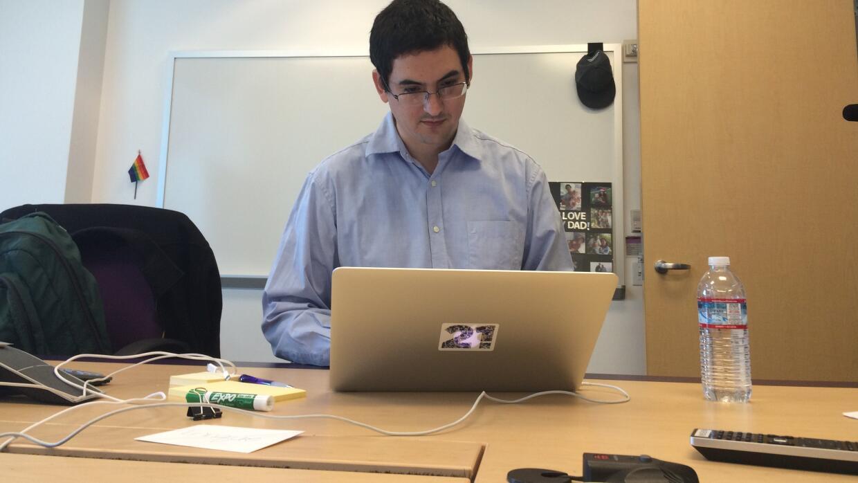 Graduado del MIT y ex Google, lidera áreas clave del negocio de Yahoo.