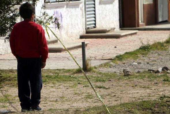 En Tamaulipas los municipios afectados son Ciudad Mier y comunidades cer...