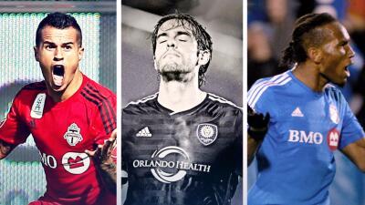 Súper estrellas ausentes de la MLS Cup