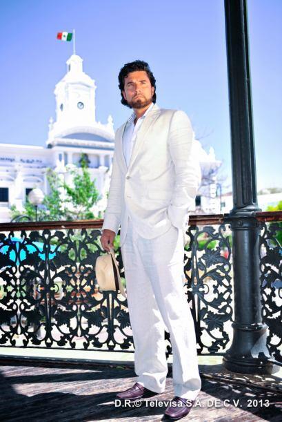 Diego Olivera se hizo odiar en Mentir Para Vivir y también está nominado.