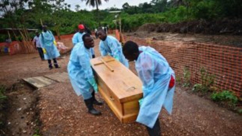 Miles de muertos por ébola