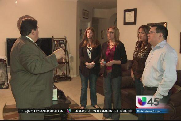 Una familia hispana fue expulsada del Barbeque Cook-Off del Rodeo a pesa...