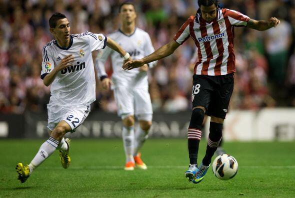 El Madrid jugó un partido inteligente y minimizó los esfuerzos de los va...