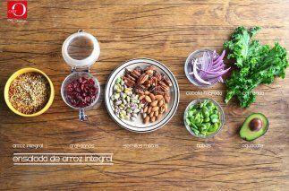 """La receta de """"Ensalada de Arroz"""" es un plato sencillo y muy va..."""