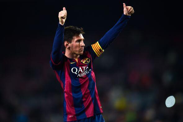 En lo que va de este año el astro argentino triplica en goles y d...