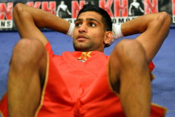 Khan fue considerado uno de los mejores boxeadores del mundo, despu&eacu...