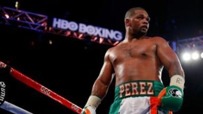 Mike Pérez buscará una oportunidad de pelear por el título.