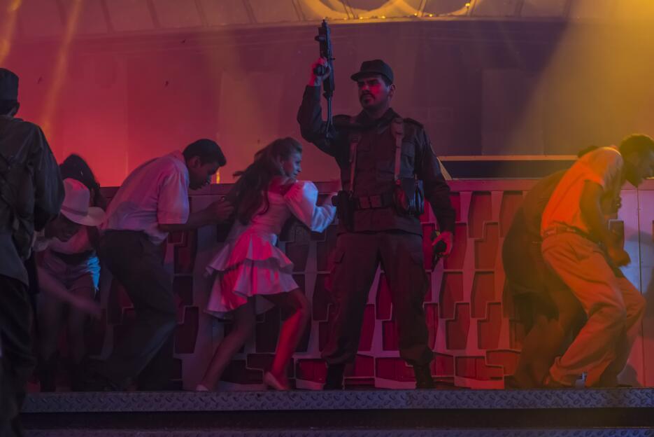 Emboscada discoteca El Chapo