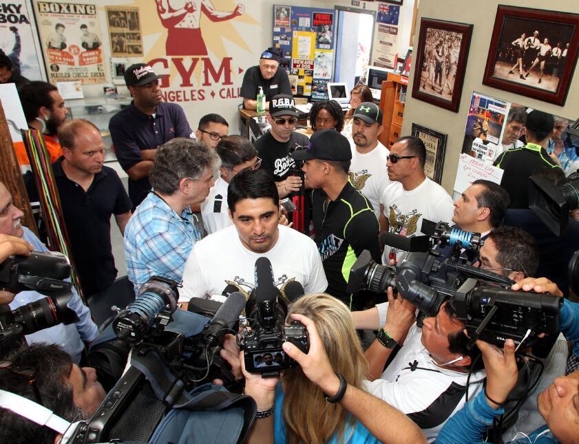 Jessie Vargas listo para Timothy Bradley Vargas_media day_150624_002a.jpg