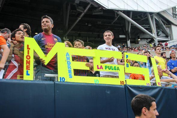 Un espectáculo lleno fútbol y muchos goles fue el brindado...