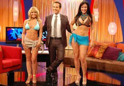 Los usuarios de Univision.com votaron por la chica más sexy... ¿Será Pao...