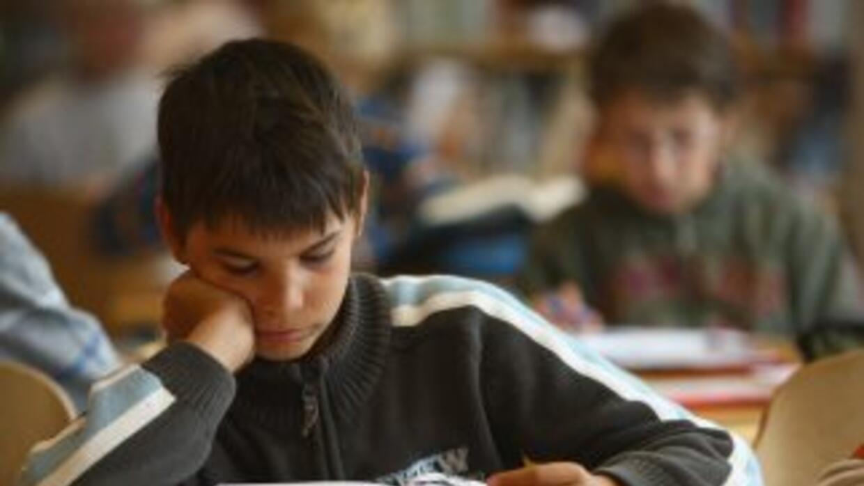 Las políticas duras de disciplina tienden a afectar a los estudiantes de...