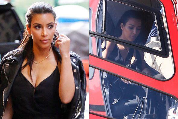 """Doña Kim Kardashian, como dicen por ahí, """"antes muert..."""