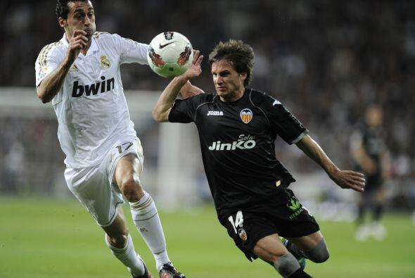 Todas las miradas de la Liga española estaban sobre el partido qu...