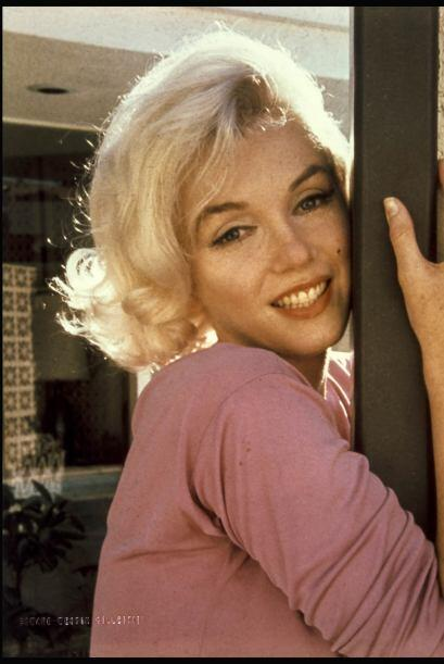 Veinticinco años después de la muerte de Marilyn, dejó que las mostrara...