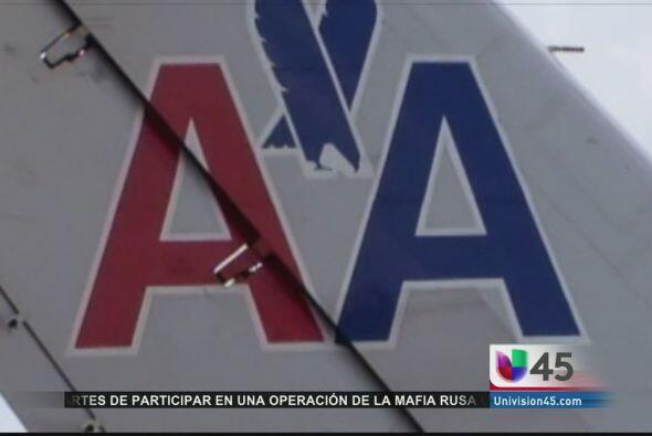 American Airlines canceló todos sus vuelos el mismo día de los ataques e...