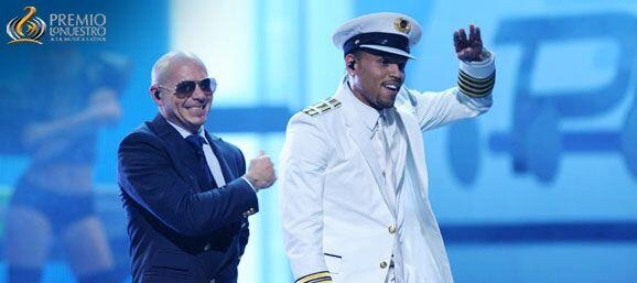 Pitbull con Chris Brown - 'International Love'