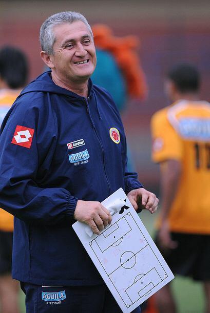 Eduardo Lara es el encargado de llevar las riendas de la selección de Co...