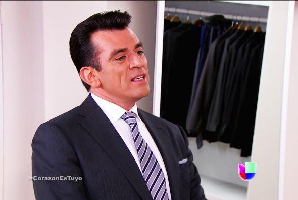 Cálmate Fernando, deja que Ana te explique qué fue lo que sucedió con tu...