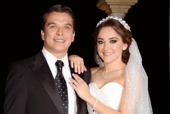 Sherlyn se casó por fin por la Iglesia con su amor, Gerardo Islas.