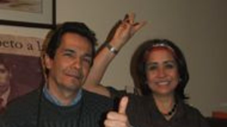 """""""Por fin se acabo el drama"""". Familia celebra liberacion de Alan Jara c63..."""