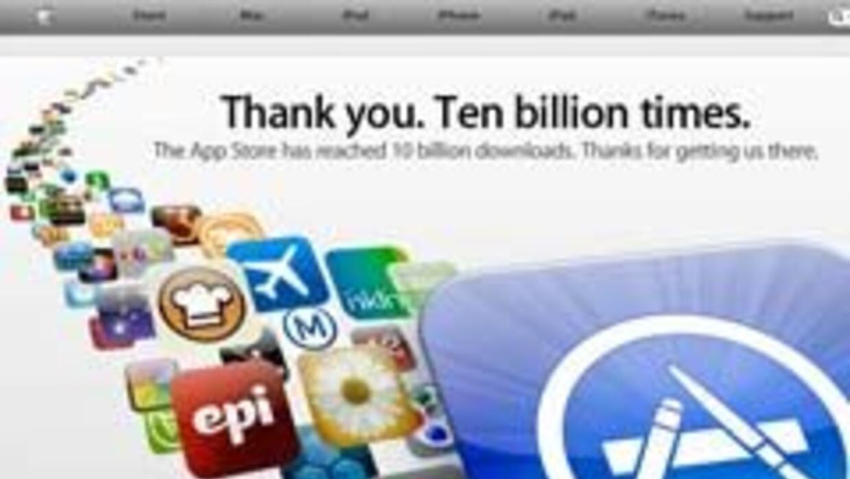 Apple 10 mil millones
