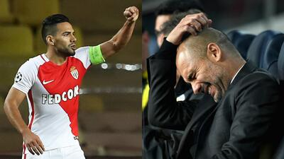 El resurgir de Falcao contra los líos de Guardiola en Manchester City vs. Mónaco
