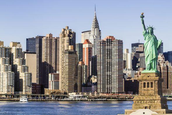 11. New York. Desde la Estatua de la Libertad, hasta los musicales más f...