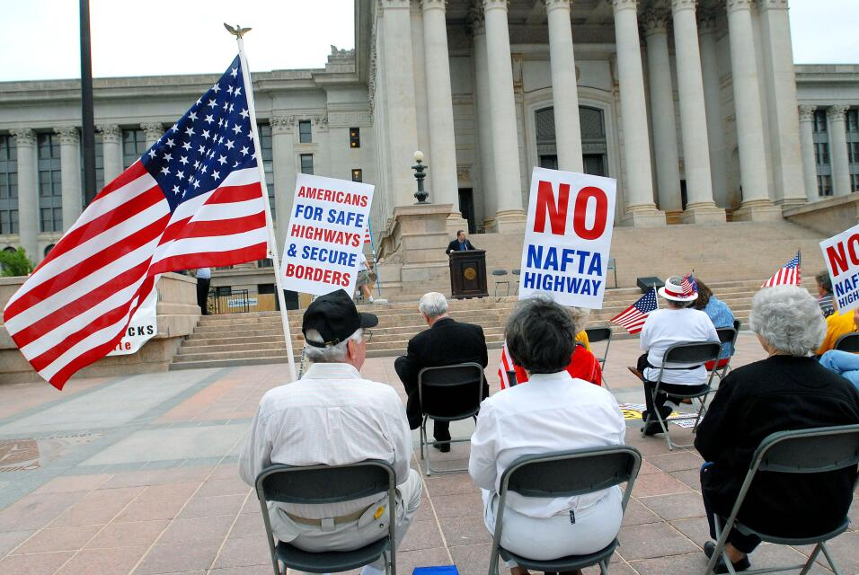 Nafta Supreme court 2007